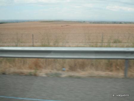 Aragón dende o coche